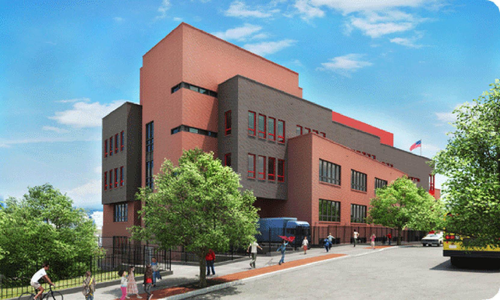 P.S. 11 Queens Kathryn M. Phelan School