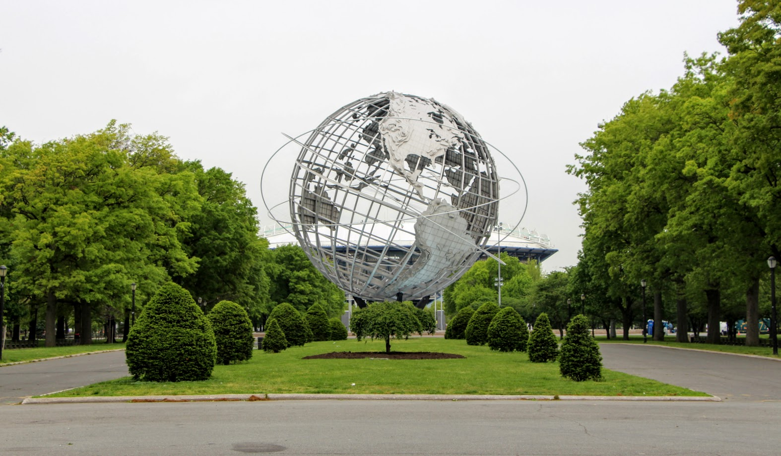 Flushing Meadow Park Feeder Replacements