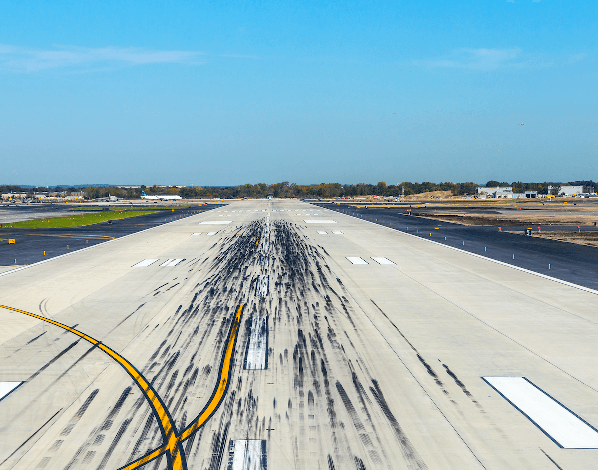 Rehabilitation of Runway 4R-22L and Associated Taxiways