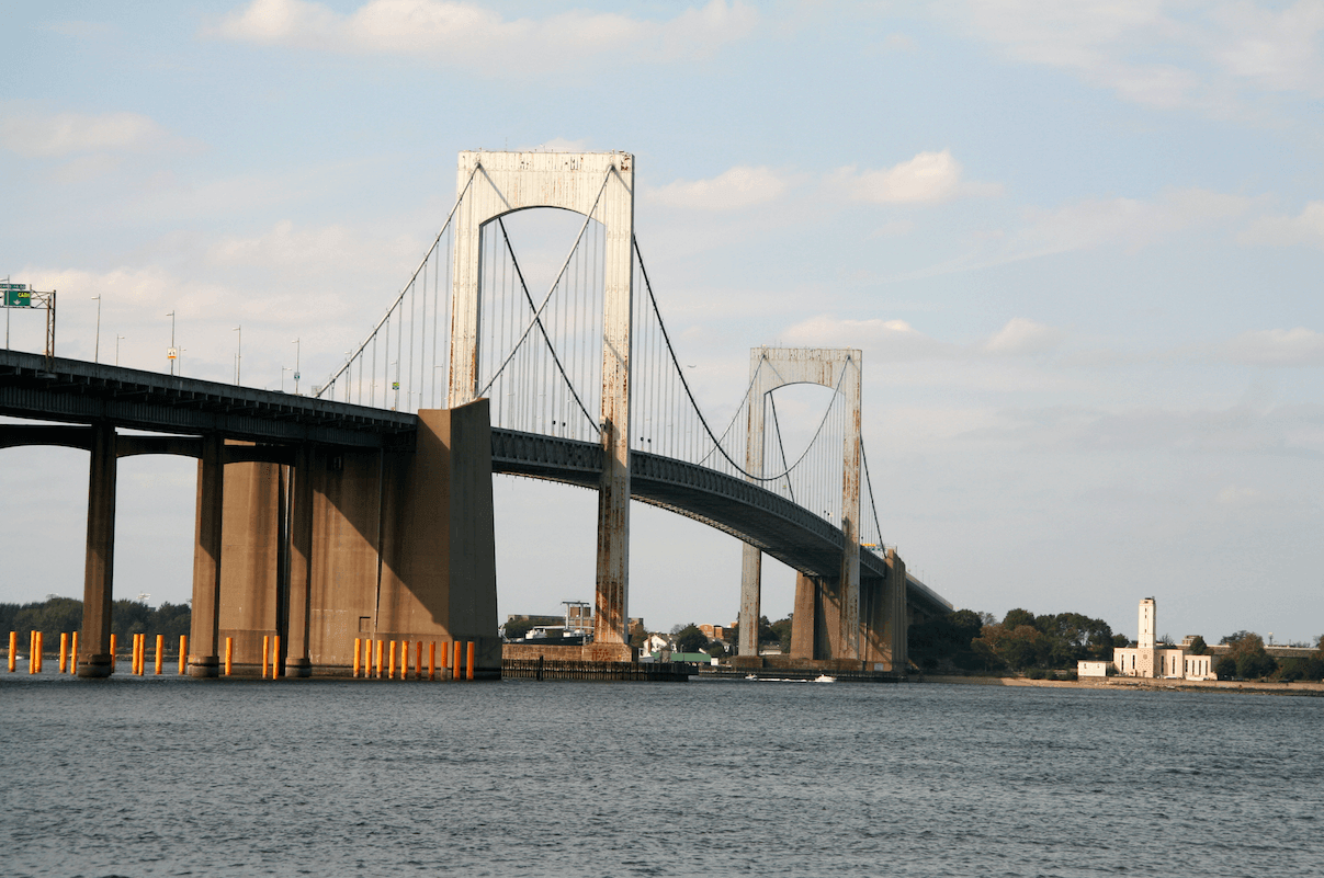 Throgs Neck Bridge Security System