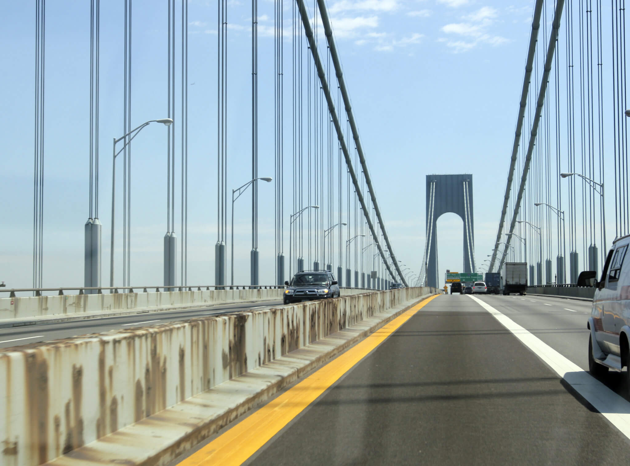 Queens-Midtown Tunnel & Verrazano Bridge Security System Upgrade